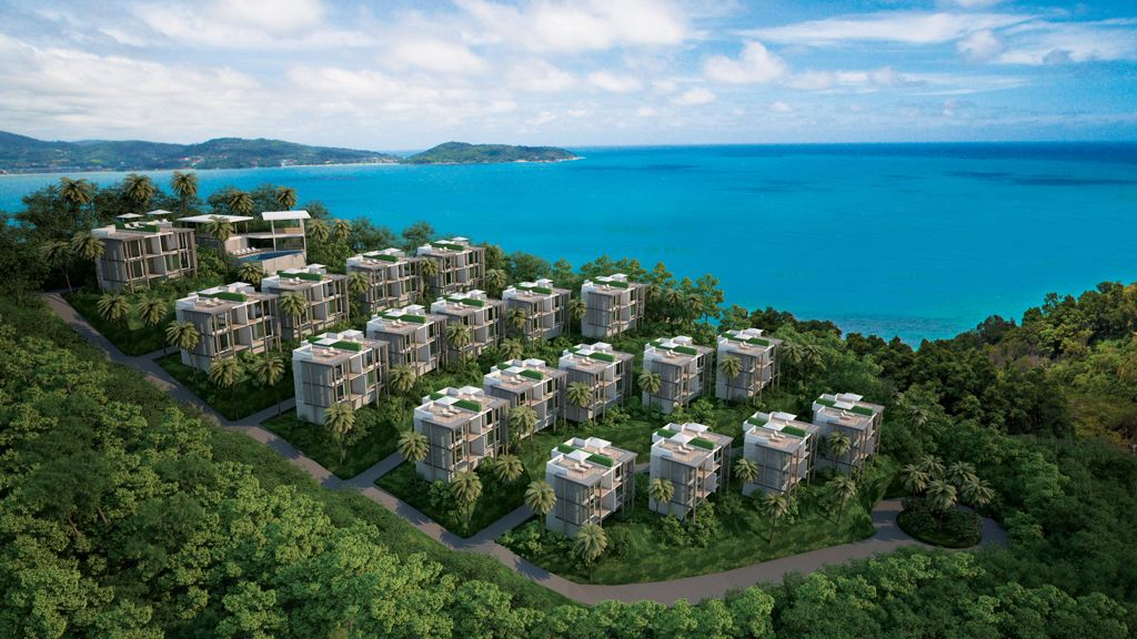 Progressive Phuket Property Naka Sea View Condominium Exterior 1024 01
