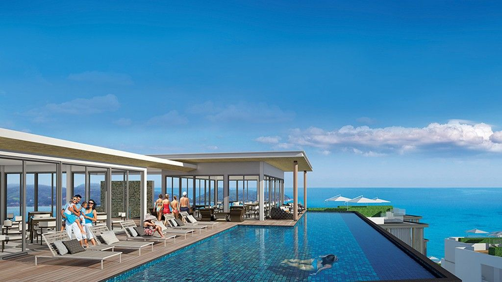 Progressive Phuket Property Naka Sea View Condominium Exterior 1024 03